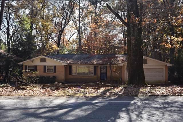 631 Hammond Drive, Sandy Springs, GA 30328 (MLS #6656436) :: RE/MAX Prestige
