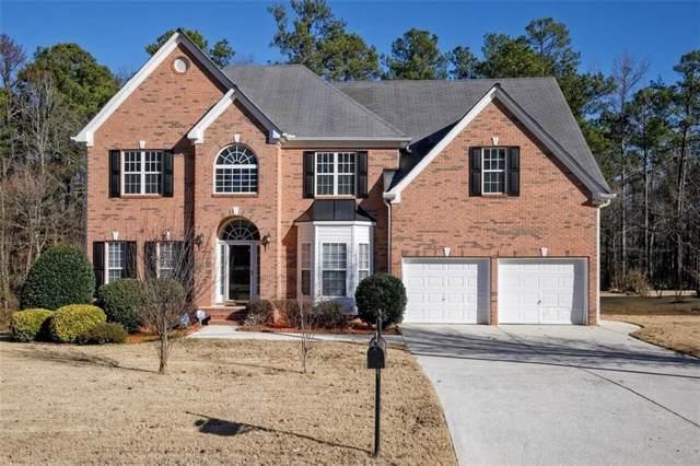 4911 Heritage Crossing Drive SW, Powder Springs, GA 30127 (MLS #6656439) :: North Atlanta Home Team