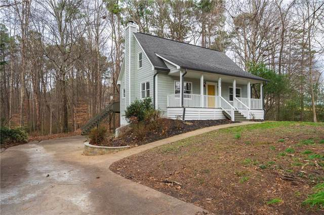 5834 Wind Haven Court NW, Kennesaw, GA 30152 (MLS #6656468) :: The Cowan Connection Team