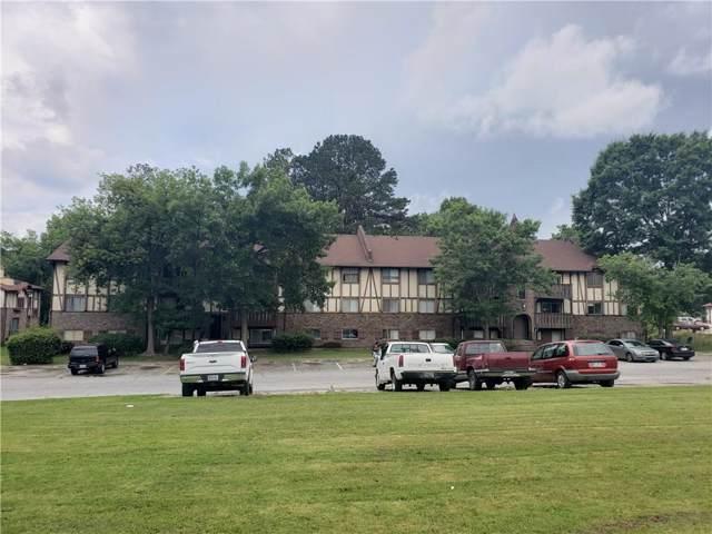 705 Camelot Drive #705, Atlanta, GA 30349 (MLS #6656483) :: Path & Post Real Estate