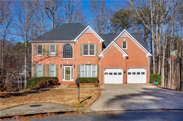660 Dianthus Court NW, Acworth, GA 30102 (MLS #6656485) :: Kennesaw Life Real Estate