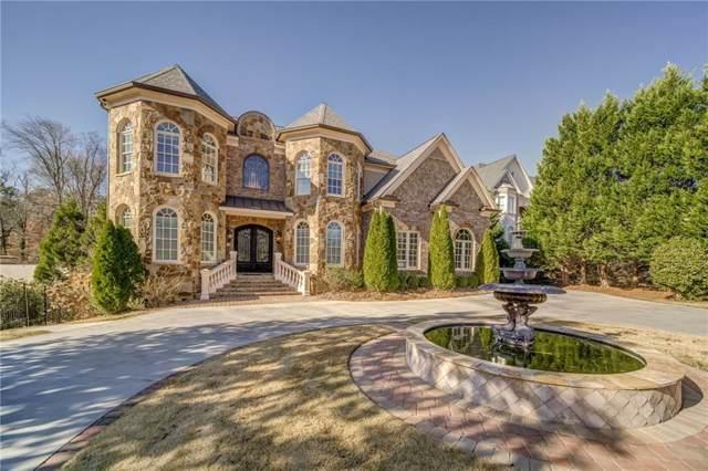 38 Sherwood Lane SE, Marietta, GA 30067 (MLS #6656499) :: Kennesaw Life Real Estate