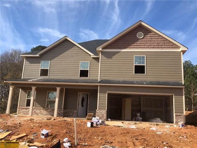 712 Pinnacle Drive, Winder, GA 30680 (MLS #6656500) :: Good Living Real Estate