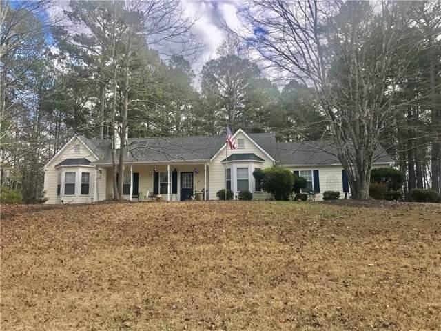 4920 Carson Court, Winston, GA 30187 (MLS #6656518) :: Kennesaw Life Real Estate