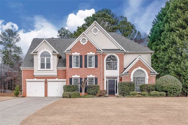 5470 Lexington Woods Lane, Alpharetta, GA 30005 (MLS #6656524) :: North Atlanta Home Team