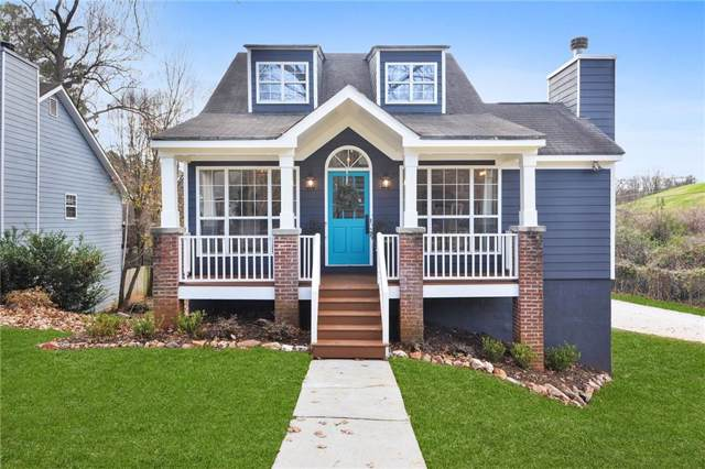 889 United Avenue SE, Atlanta, GA 30316 (MLS #6656529) :: The Justin Landis Group