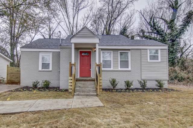 1036 Ashby Terrace, Atlanta, GA 30314 (MLS #6656536) :: North Atlanta Home Team