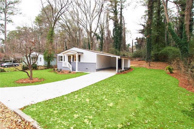 2317 Jackson Drive, East Point, GA 30344 (MLS #6656545) :: Path & Post Real Estate