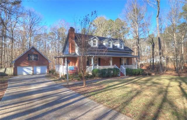 320 Crabapple Road, Fayetteville, GA 30215 (MLS #6656569) :: Path & Post Real Estate