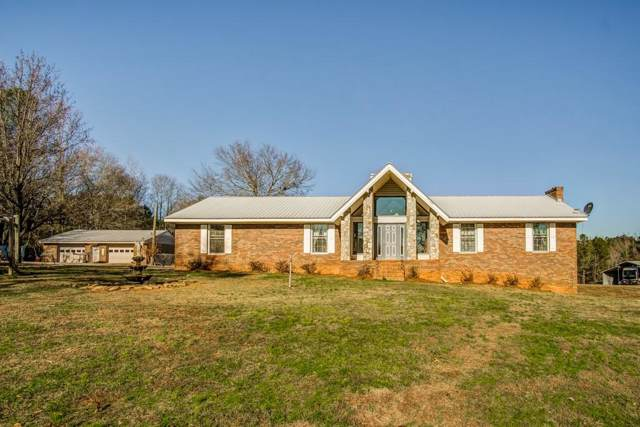 6055 Smokey Road, Athens, GA 30601 (MLS #6656574) :: The Cowan Connection Team