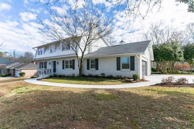 5151 Happy Hollow Road, Dunwoody, GA 30360 (MLS #6656591) :: Scott Fine Homes