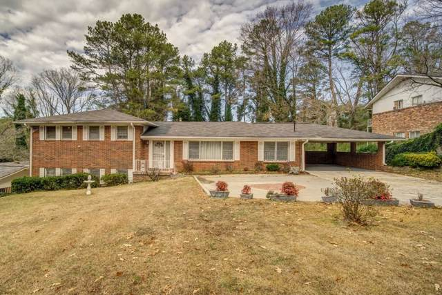 2811 Valley Heart Drive NW, Atlanta, GA 30318 (MLS #6656619) :: RE/MAX Prestige