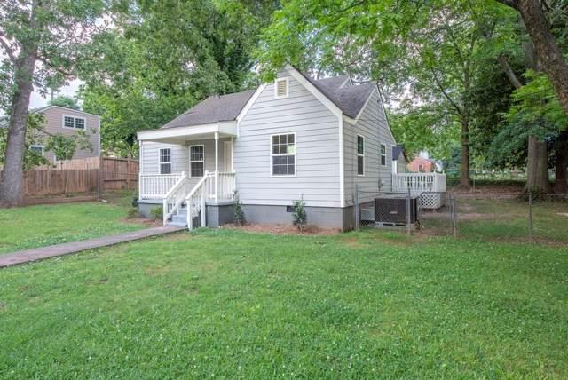 2501 Hillside Avenue, Decatur, GA 30032 (MLS #6656630) :: The Justin Landis Group