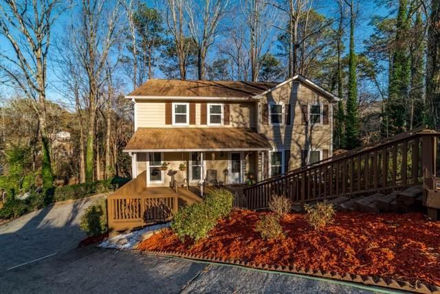 4066 Crossfield Court, Marietta, GA 30062 (MLS #6656669) :: Kennesaw Life Real Estate