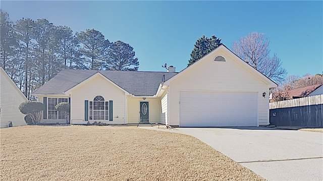 1670 Omie Way, Lawrenceville, GA 30043 (MLS #6656687) :: Charlie Ballard Real Estate