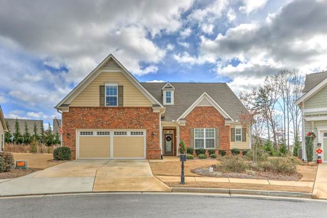 3715 Red Maple Lane SW, Gainesville, GA 30504 (MLS #6656688) :: North Atlanta Home Team