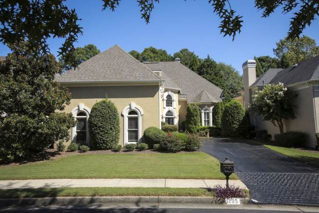 1205 Greatwood Manor, Alpharetta, GA 30005 (MLS #6656709) :: Scott Fine Homes