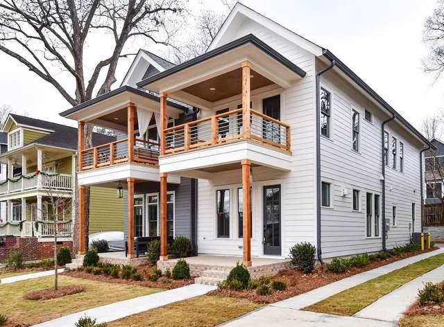 806 Kirkwood Avenue SE, Atlanta, GA 30316 (MLS #6656715) :: Kennesaw Life Real Estate