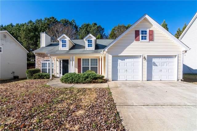 4938 Larkspur Lane, Atlanta, GA 30349 (MLS #6656719) :: The Justin Landis Group