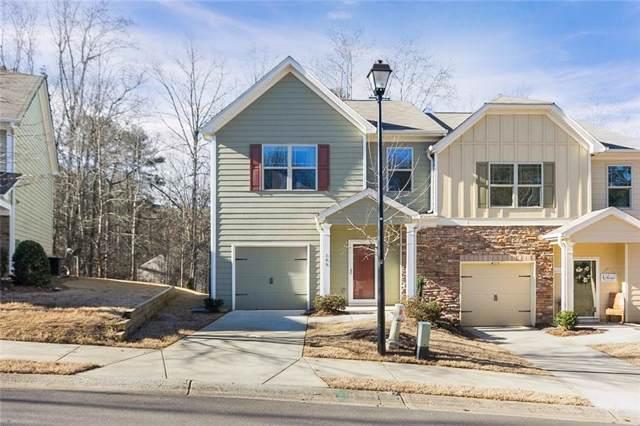 109 Oakview Passage, Canton, GA 30114 (MLS #6656728) :: Path & Post Real Estate