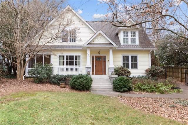 173 Mount Vernon Drive, Decatur, GA 30030 (MLS #6656739) :: The Justin Landis Group