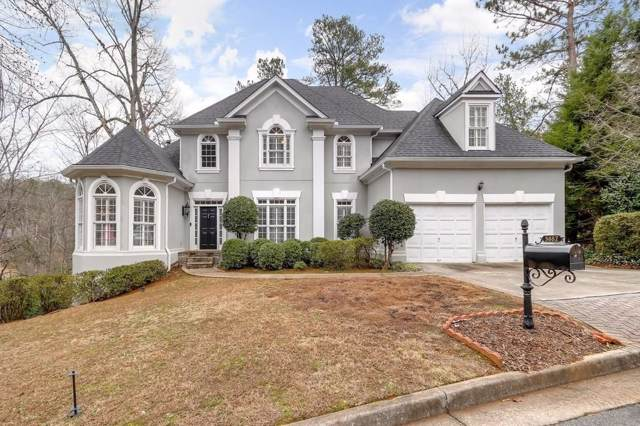 3882 W Nancy Creek Court NE, Brookhaven, GA 30319 (MLS #6656799) :: Scott Fine Homes
