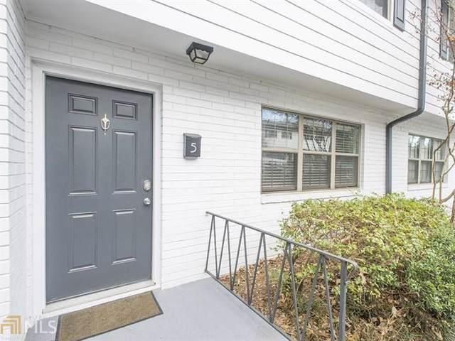 1683 Briarcliff Road NE #5, Atlanta, GA 30306 (MLS #6656814) :: Kennesaw Life Real Estate