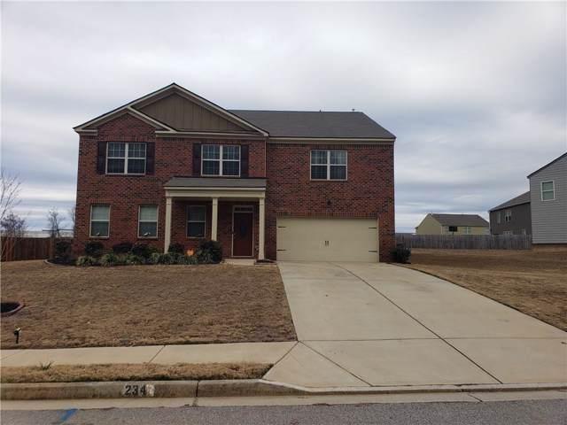 234 Shaker Hollow Drive, Mcdonough, GA 30253 (MLS #6656824) :: RE/MAX Prestige