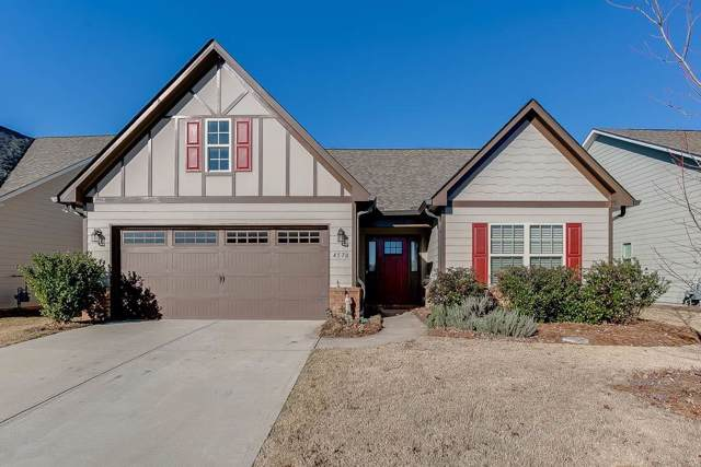 4570 Hidden Creek Drive, Gainesville, GA 30504 (MLS #6656825) :: Charlie Ballard Real Estate