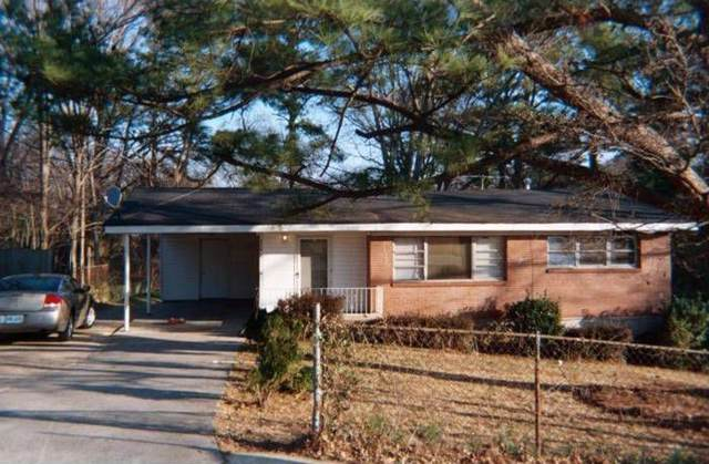 620 Catherine Street, Forest Park, GA 30297 (MLS #6656830) :: Dillard and Company Realty Group