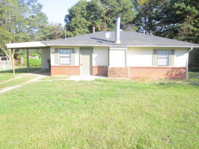642 Glenn Drive, Forest Park, GA 30297 (MLS #6656835) :: Dillard and Company Realty Group