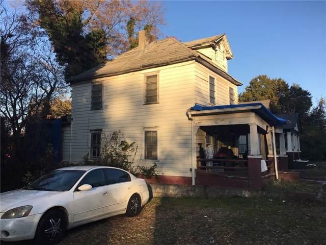 893 Mitchell Street SW, Atlanta, GA 30314 (MLS #6656838) :: Path & Post Real Estate