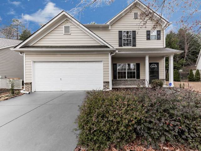 540 Quinn Drive, Woodstock, GA 30188 (MLS #6656843) :: Kennesaw Life Real Estate