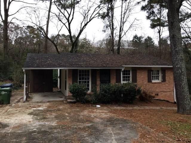 3530 Fairlane Drive NW, Atlanta, GA 30331 (MLS #6656864) :: The Justin Landis Group
