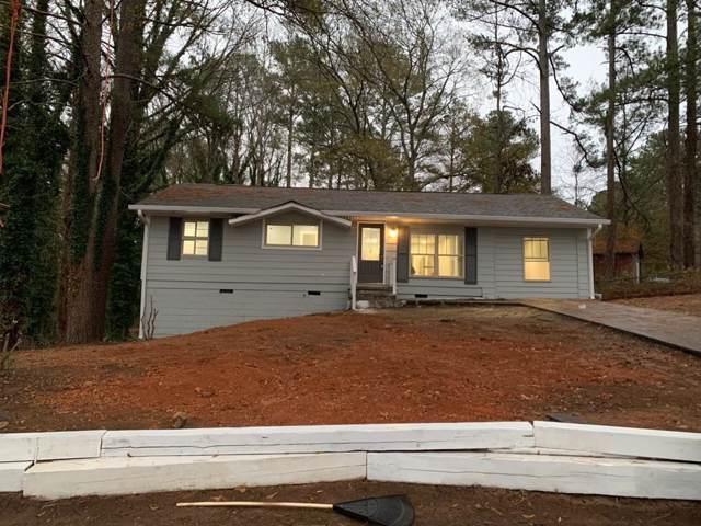 8527 Perryville Court, Jonesboro, GA 30238 (MLS #6656876) :: Rock River Realty