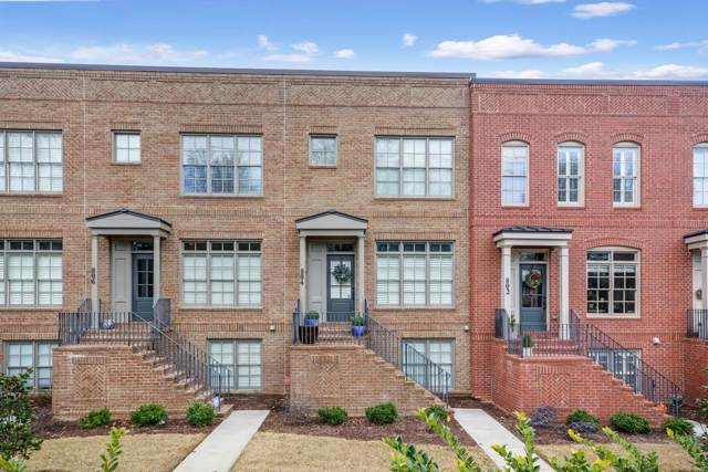 804 Virginia Park Circle NE, Atlanta, GA 30306 (MLS #6656878) :: The Justin Landis Group