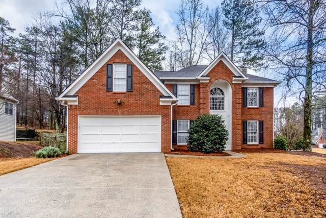 1047 Chippendale Trail SW, Marietta, GA 30064 (MLS #6656881) :: North Atlanta Home Team