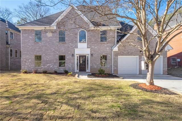 3225 Golfe Links Drive, Snellville, GA 30039 (MLS #6656882) :: Charlie Ballard Real Estate