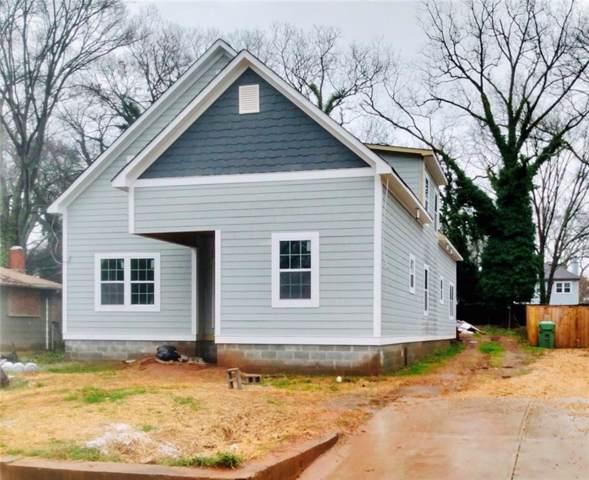 1698 Evans Drive SW, Atlanta, GA 30310 (MLS #6656890) :: North Atlanta Home Team
