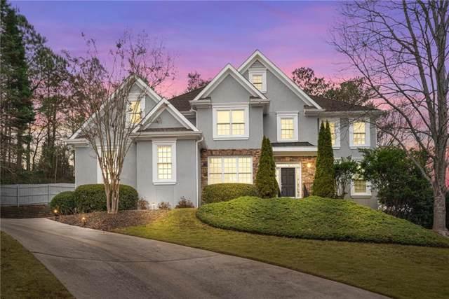 160 Spalding Springs Court, Sandy Springs, GA 30350 (MLS #6656904) :: North Atlanta Home Team