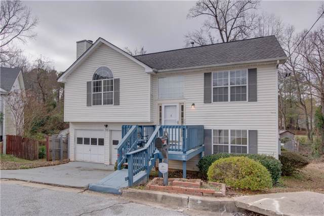 7510 Clear Creek Approach, Lithonia, GA 30058 (MLS #6656912) :: The Justin Landis Group