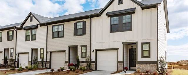 6424 Mountain Home Way SE #61, Mableton, GA 30126 (MLS #6656927) :: The Justin Landis Group
