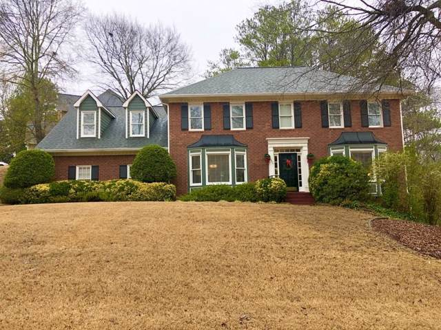 2875 Wynfair Drive, Marietta, GA 30062 (MLS #6656991) :: North Atlanta Home Team