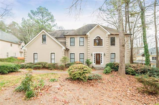 5115 Cottage Farm Road, Alpharetta, GA 30022 (MLS #6657002) :: RE/MAX Prestige