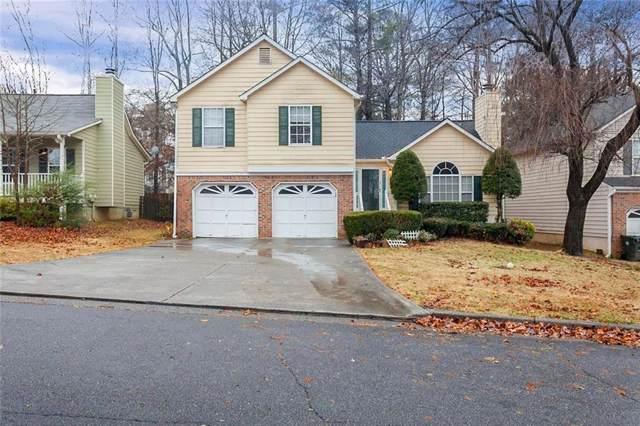 1734 English Ivey Lane NW, Kennesaw, GA 30144 (MLS #6657027) :: North Atlanta Home Team