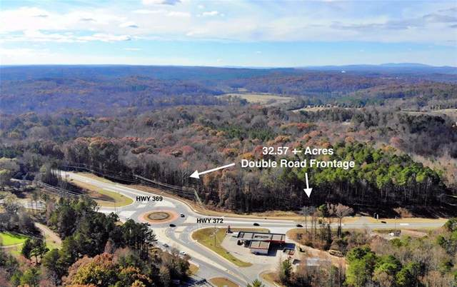 HWY369 Ball Ground Road, Ball Ground, GA 30107 (MLS #6657069) :: The Zac Team @ RE/MAX Metro Atlanta