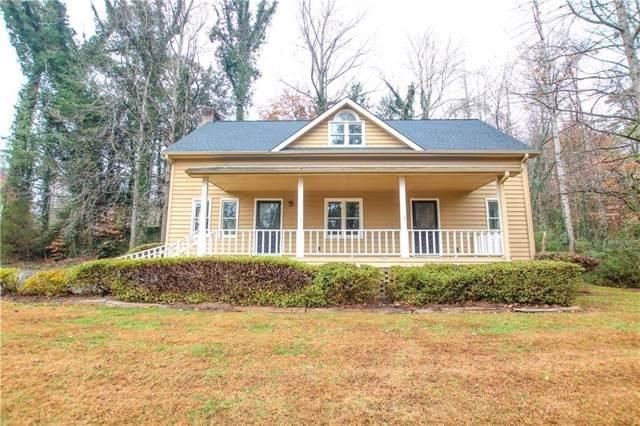 106 Sherwood Drive, Clarkesville, GA 30523 (MLS #6657105) :: North Atlanta Home Team