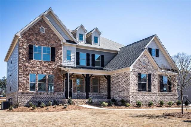 847 Rolling Hill, Kennesaw, GA 30152 (MLS #6657125) :: The Realty Queen Team