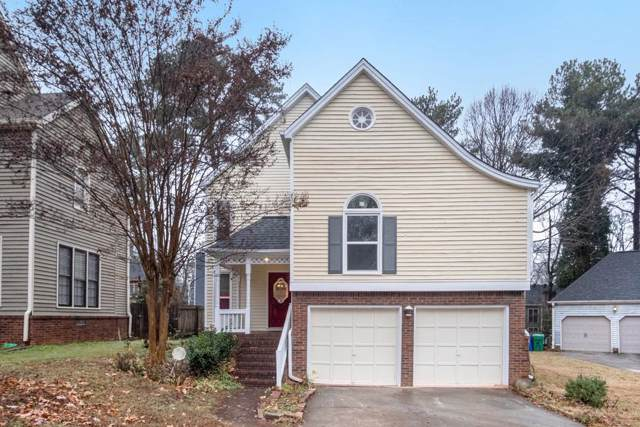4390 Briers Way, Stone Mountain, GA 30083 (MLS #6657237) :: North Atlanta Home Team
