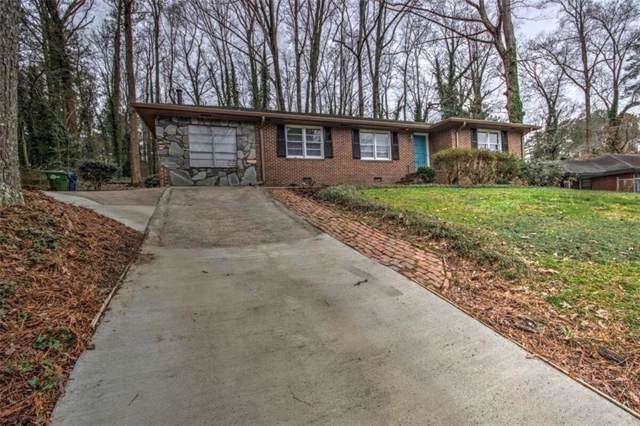1877 Windsor Drive SW, Atlanta, GA 30311 (MLS #6657251) :: North Atlanta Home Team
